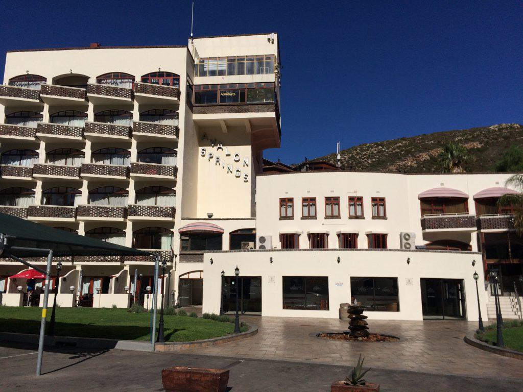 Avalon springs hotell