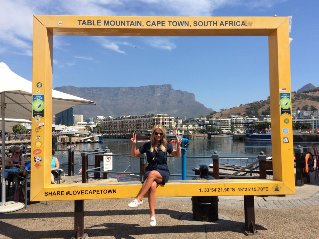 Table mountain is one of my top 10 destinations