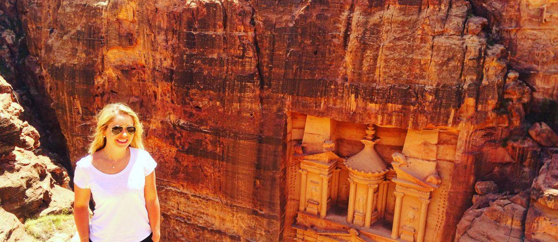 Skattkammaren i Petra