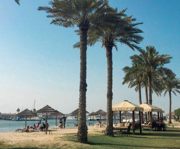 Marriott hotell i Doha