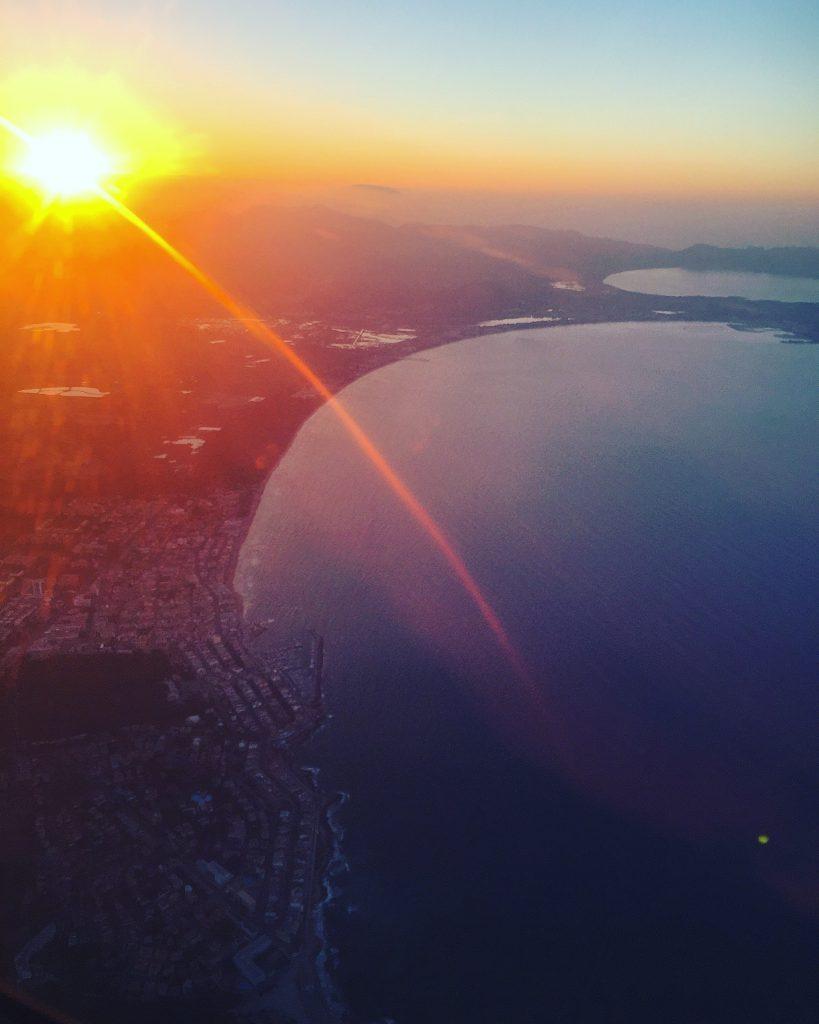View over Mallorca