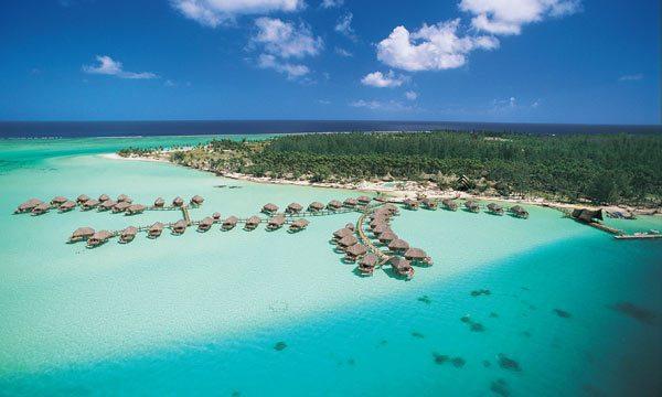 bora-bora islands which is on my bucket list