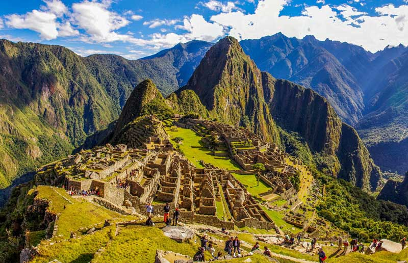 city of macchu-picchu