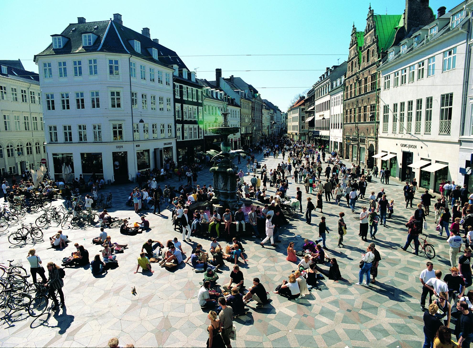weekend till köpenhamn