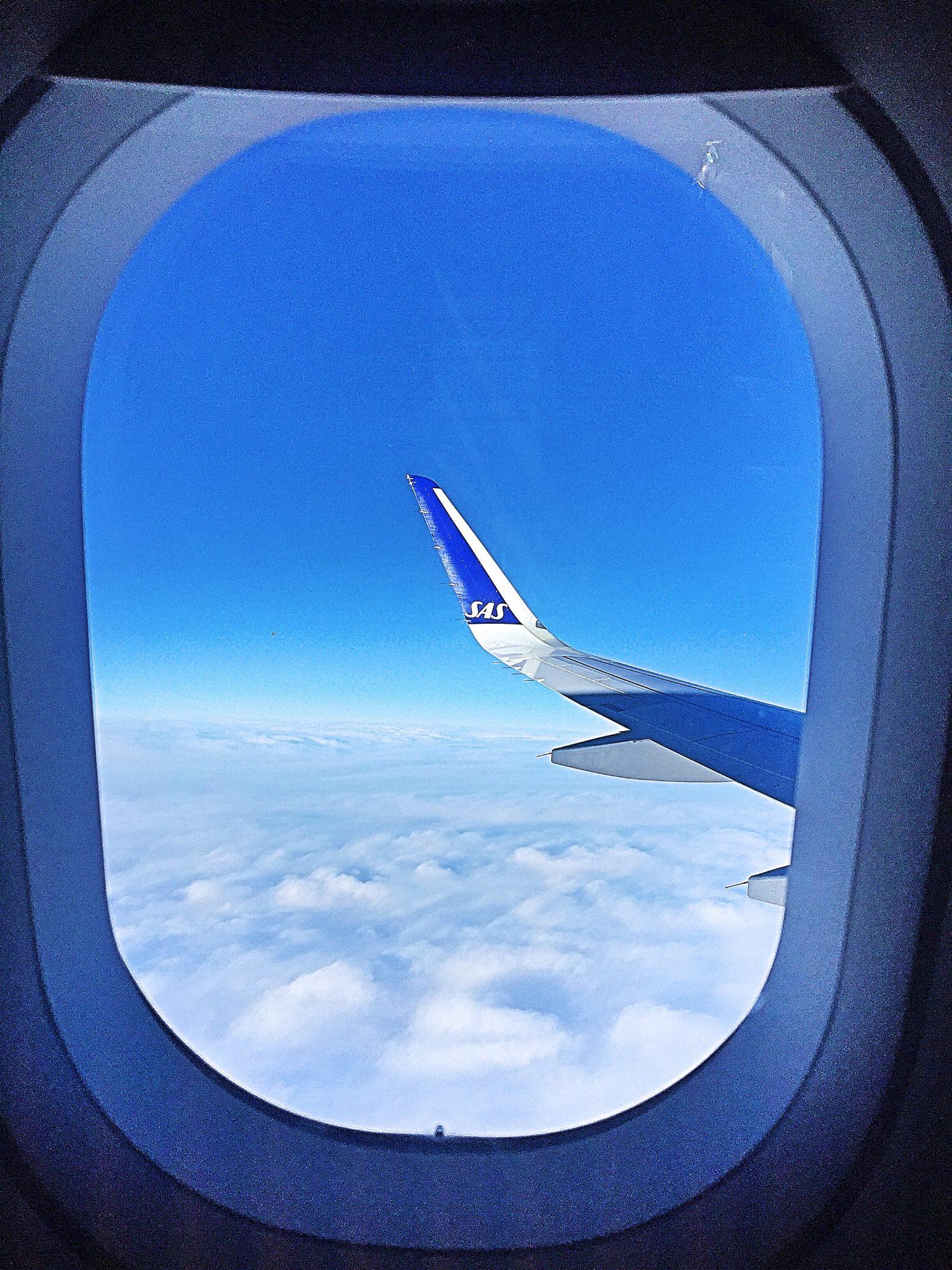 Flyga med SAS