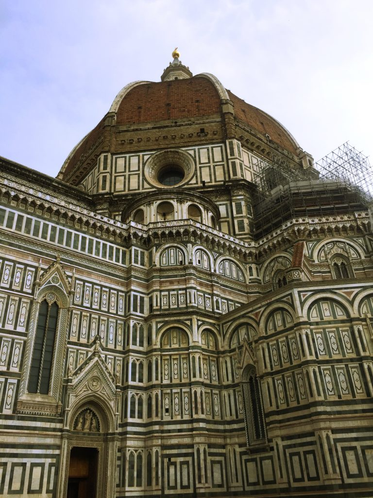 A picture of the dome of Cattedrale di S.Maria del Fiore