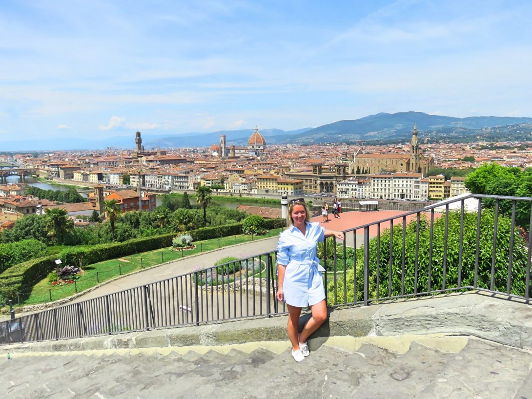 Michelangelo Plaza i Florens