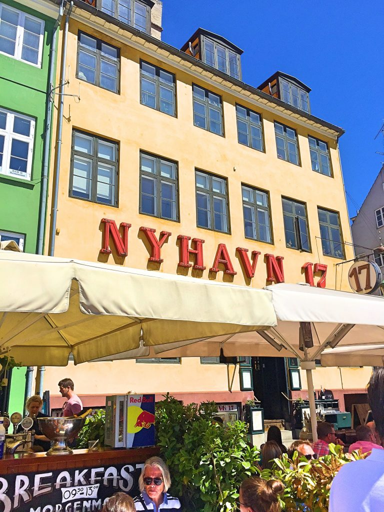 A picture of the restaurant called Nyhavn seventeen