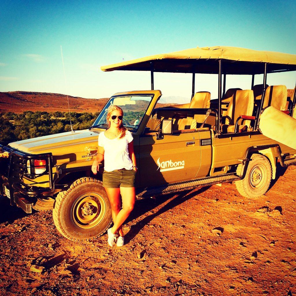 Safari i Kapstaden