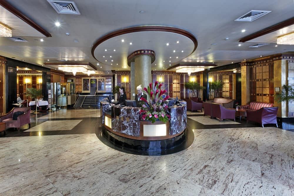 Grange City Hotell