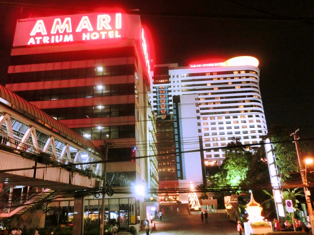 Amari hotell Bangkok