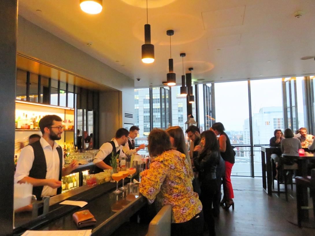 Sky Lounge Hilton London