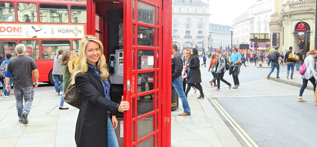 MY TRAVEL GUIDE FOR A WEEKEND IN LONDON - THINGS YOU HAVE TO DO