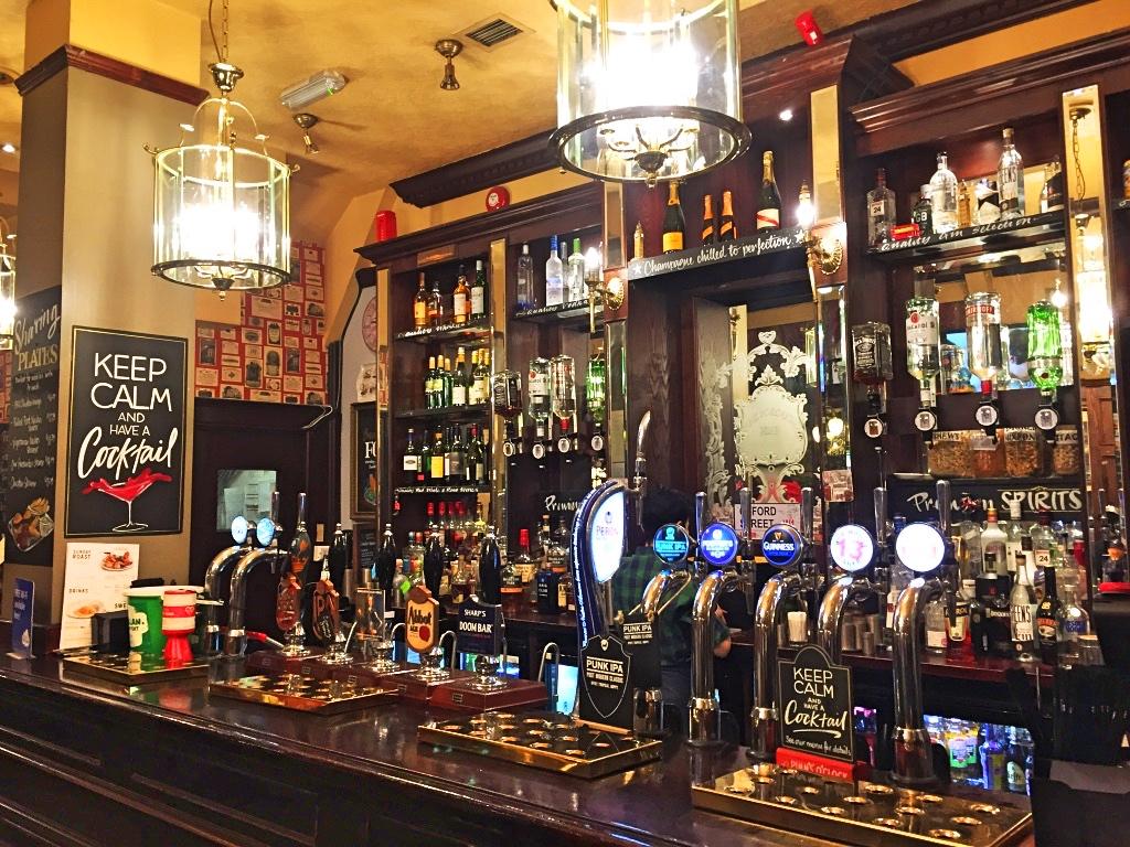 Pub i London