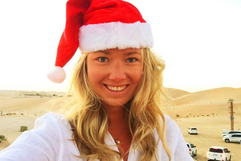 Jul i öknen