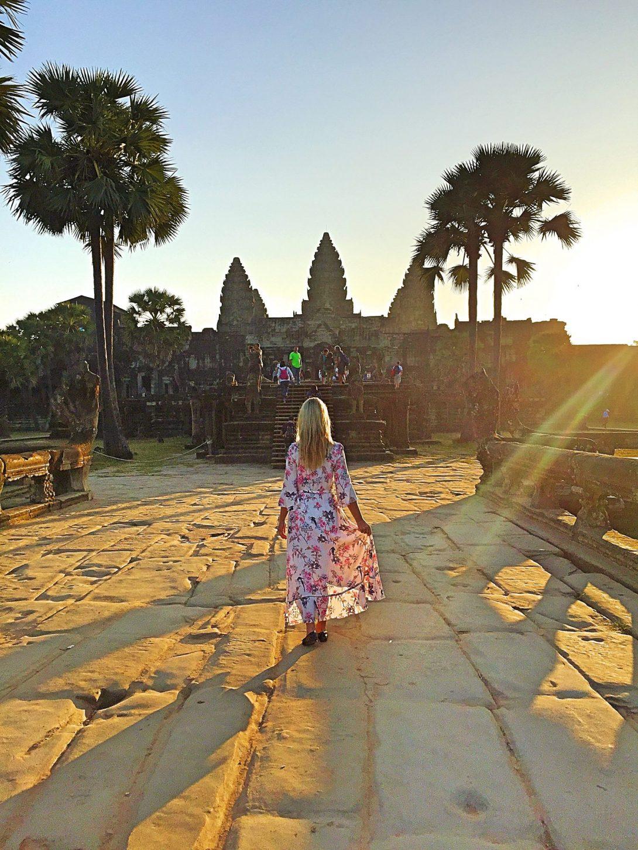 Siem Reap, Kambodja