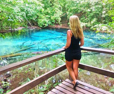 Blue lagoon Krabi