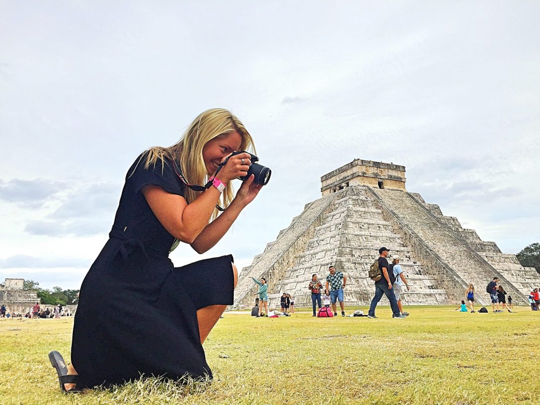 Chitchen Itza, Cancun