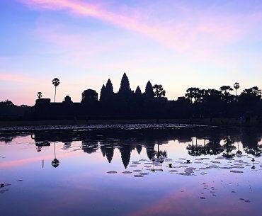 Angkor Wat, Kambodja