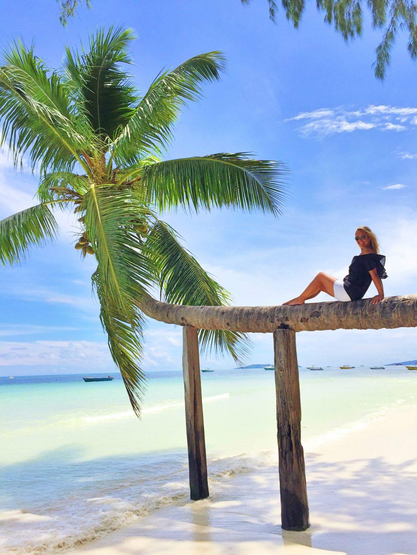 Praslin island