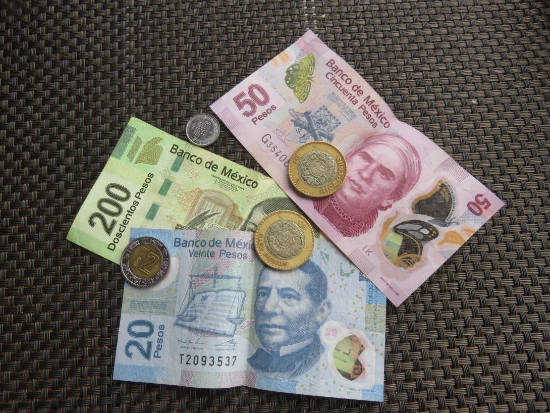 Mexikanska pesos