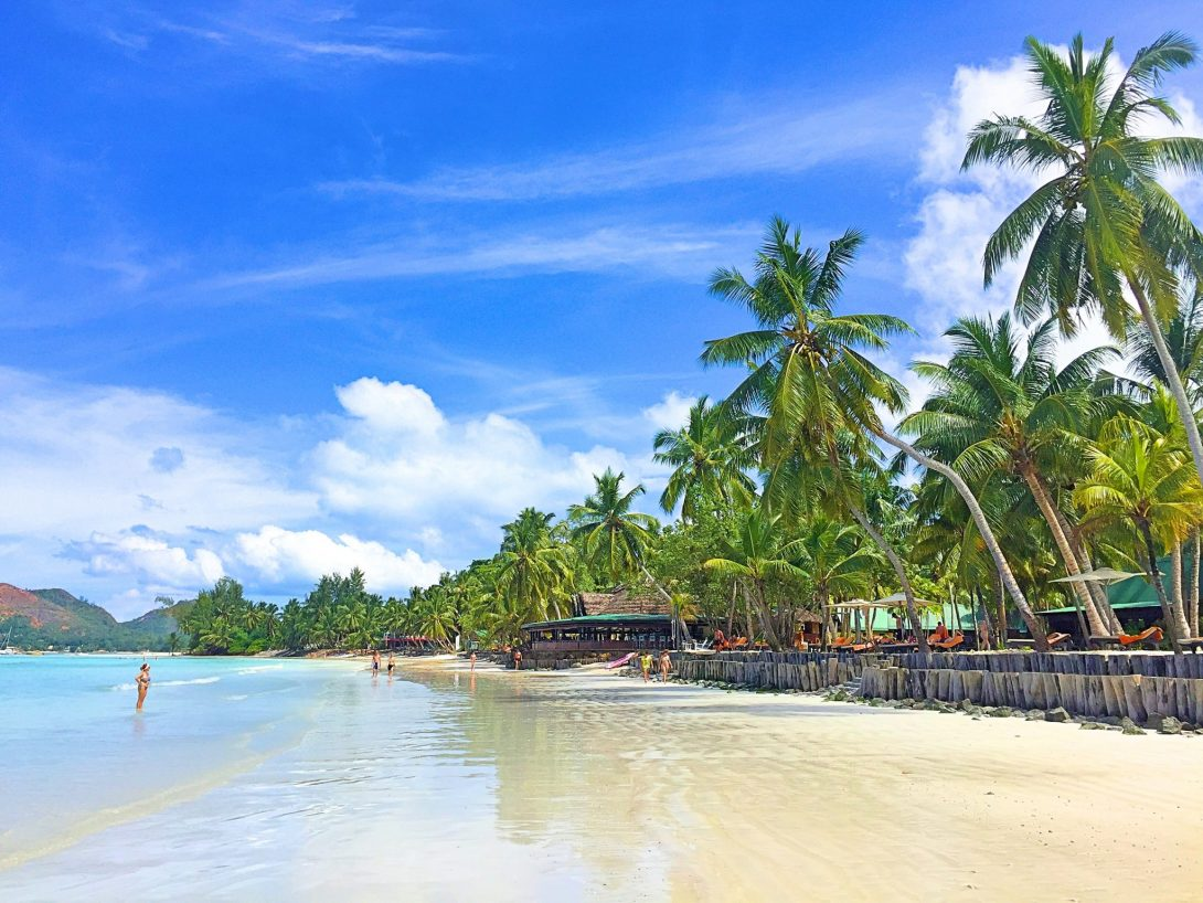 Anse Volbert, Seychellerna