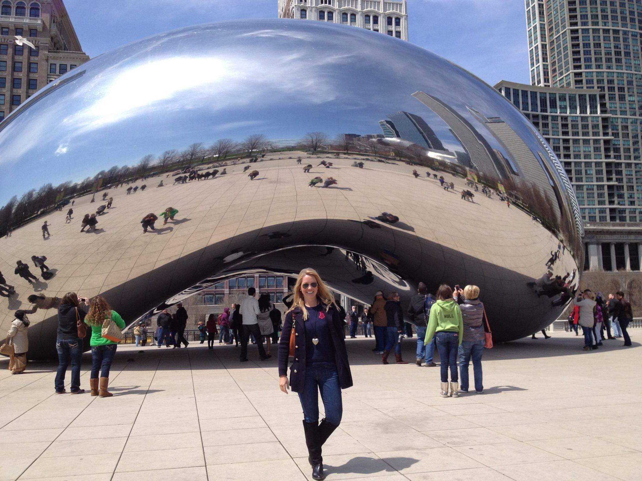 The bean, Chicago