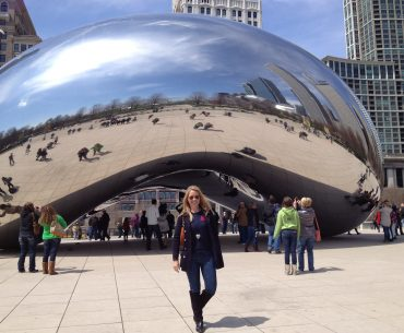 The bean, Chicago