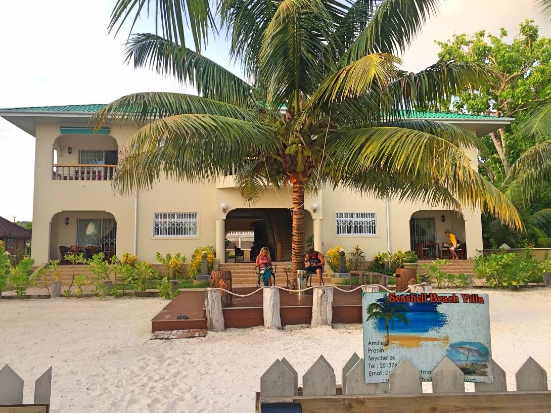 Seashell hotell, Seychellerna