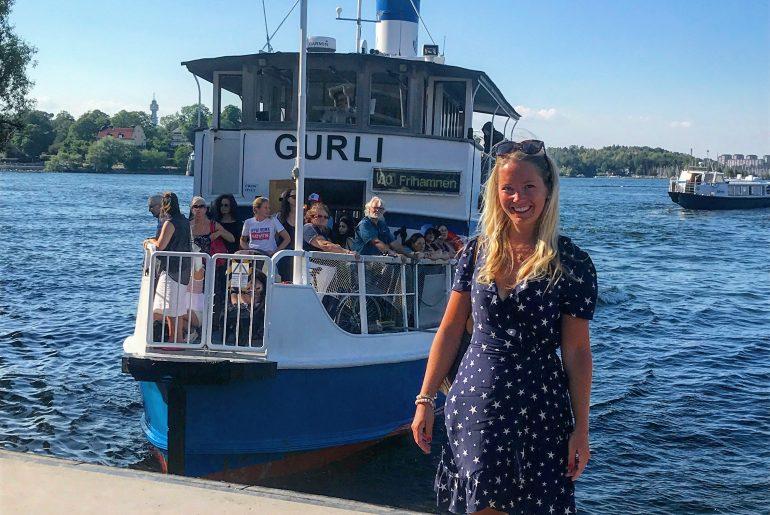 SL båt
