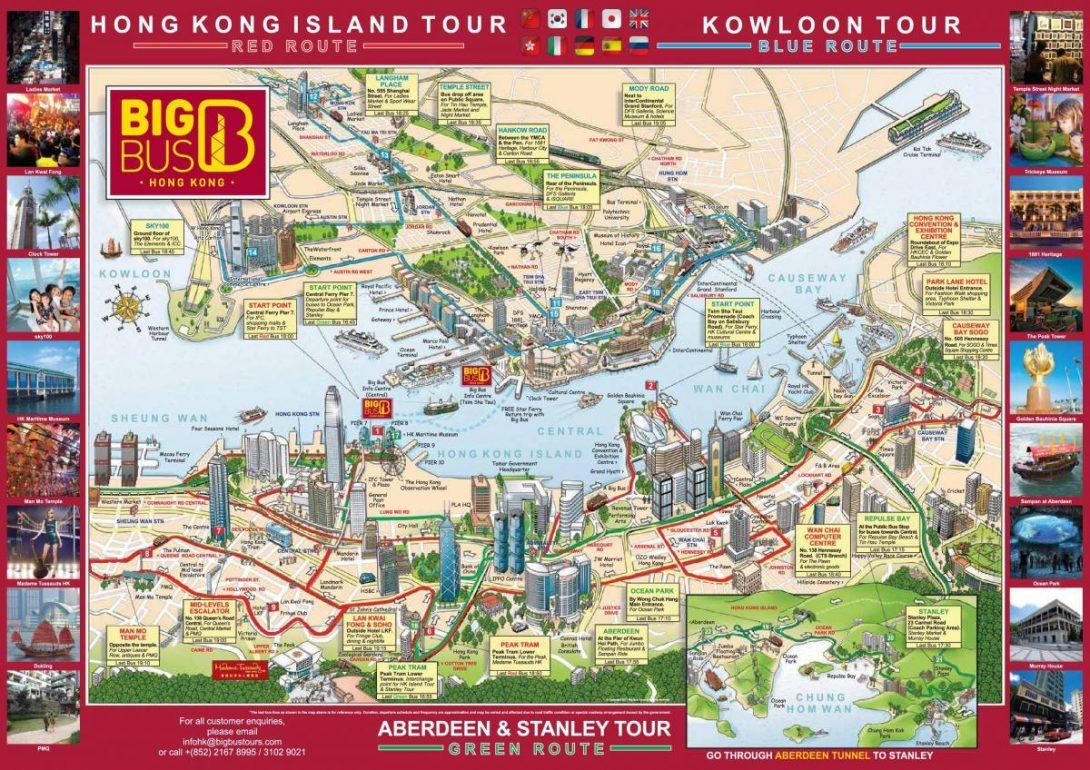 Big buss Hong Kong