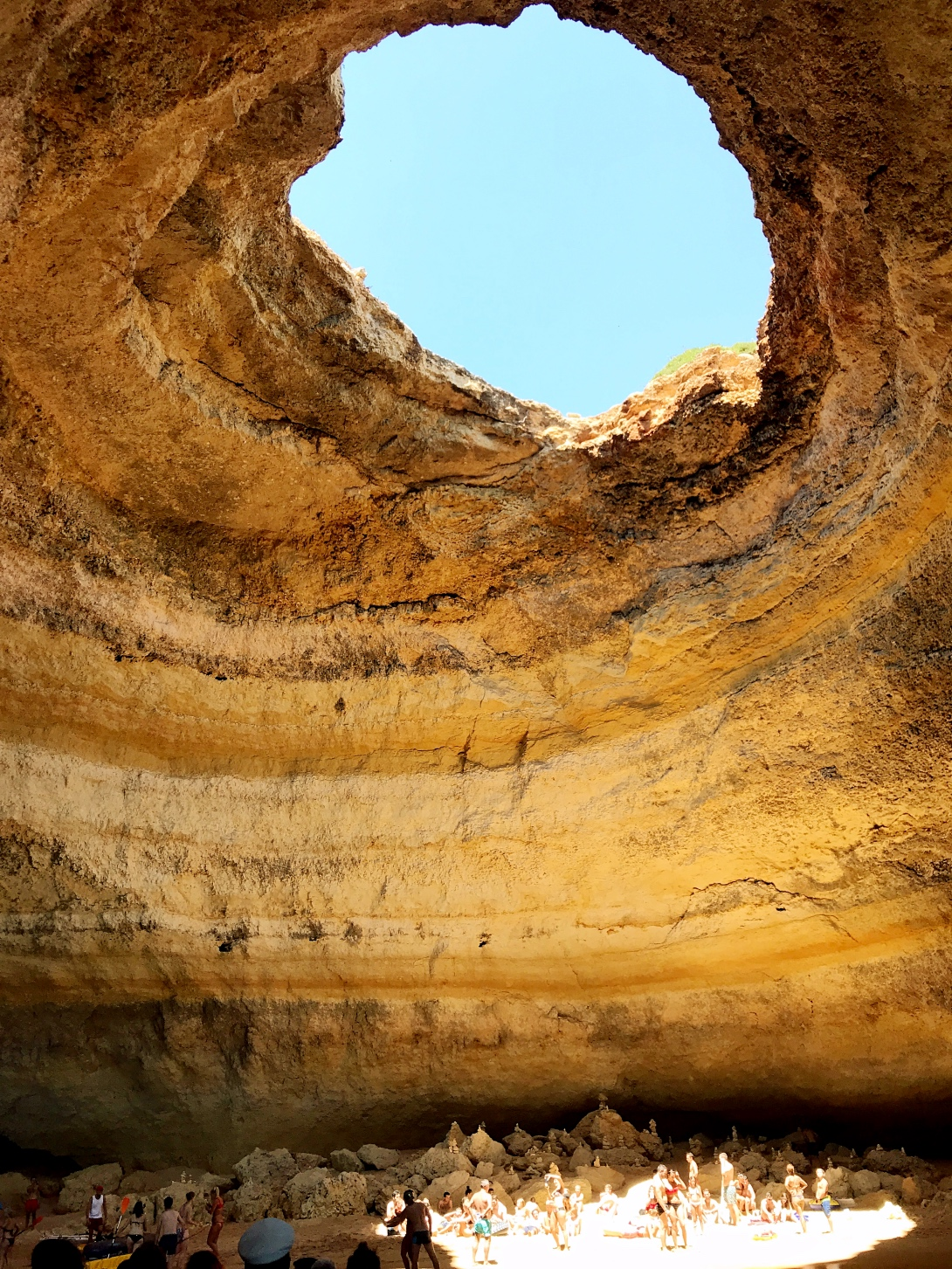 Benagil caves, Algarve