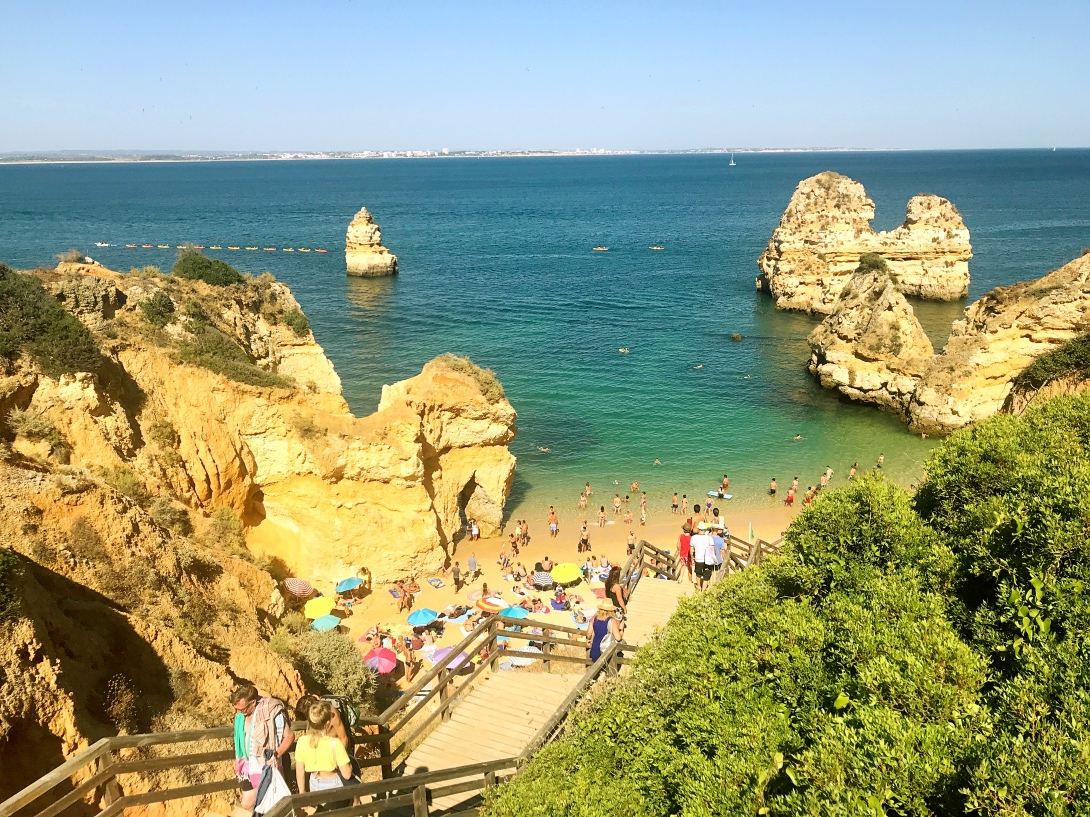 Praia do Camilo, Algarve