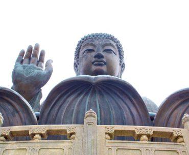 Big Buddha Hong Kong