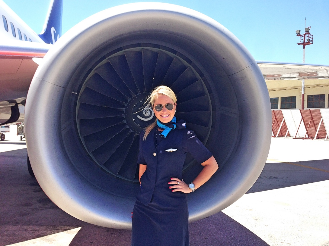 QUESTIONS AND ANSWERS ABOUT THE LIFE AS FLIGHT ATTENDANT FOR SAS