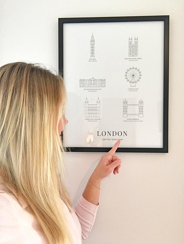 Milly studio affischer