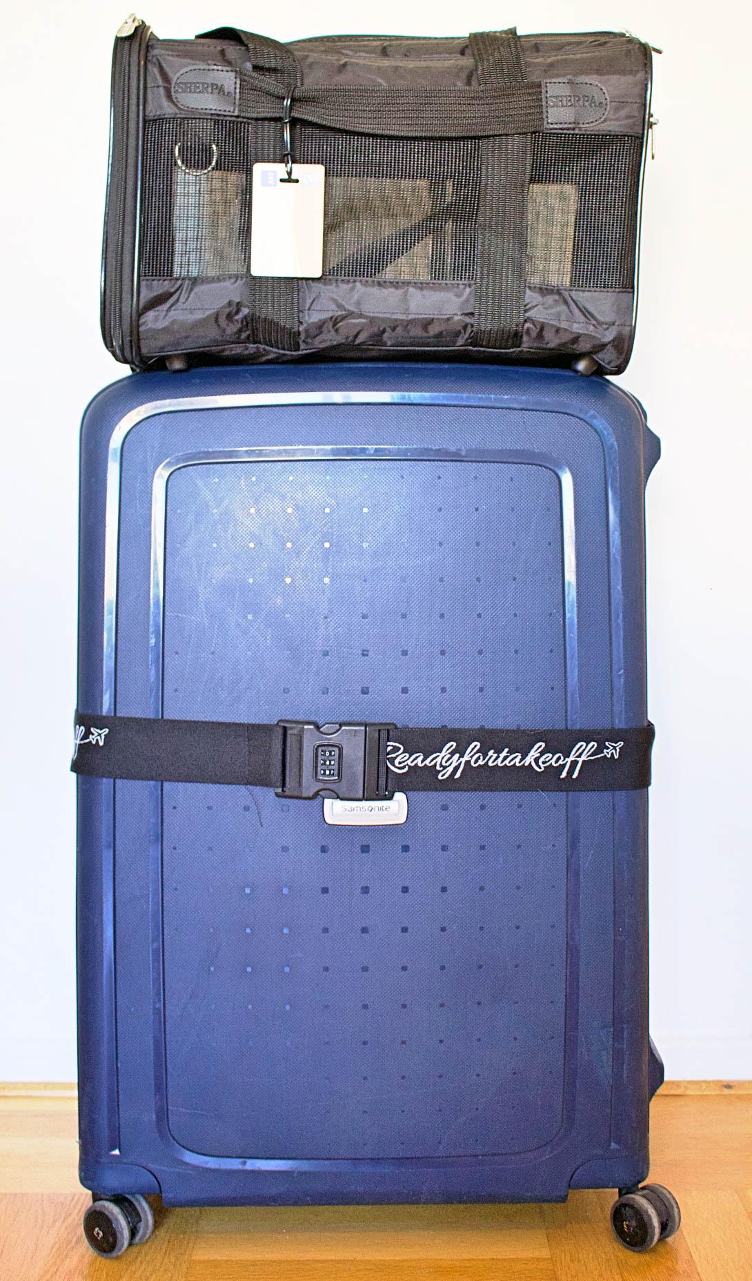 Sherpa väska