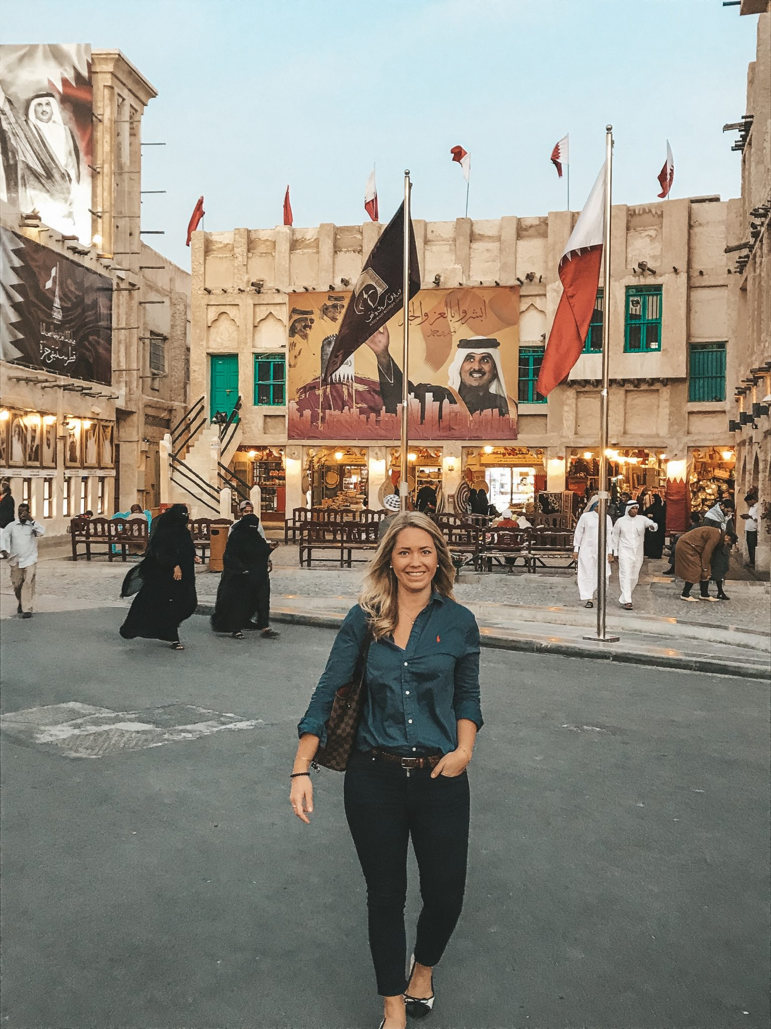 How To Spend a Day in Doha, Qatar