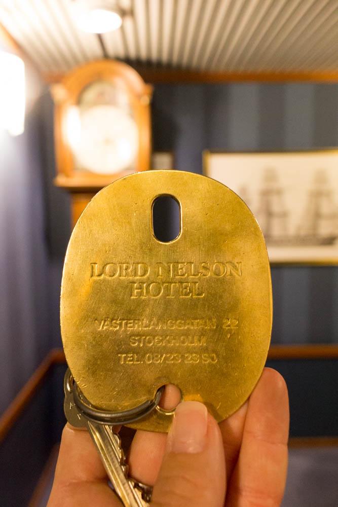 Lord Nelson hotell
