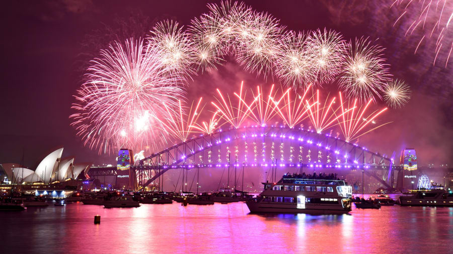 MY DREAM DESTINATIONS FOR CELEBRATING NEW YEAR!