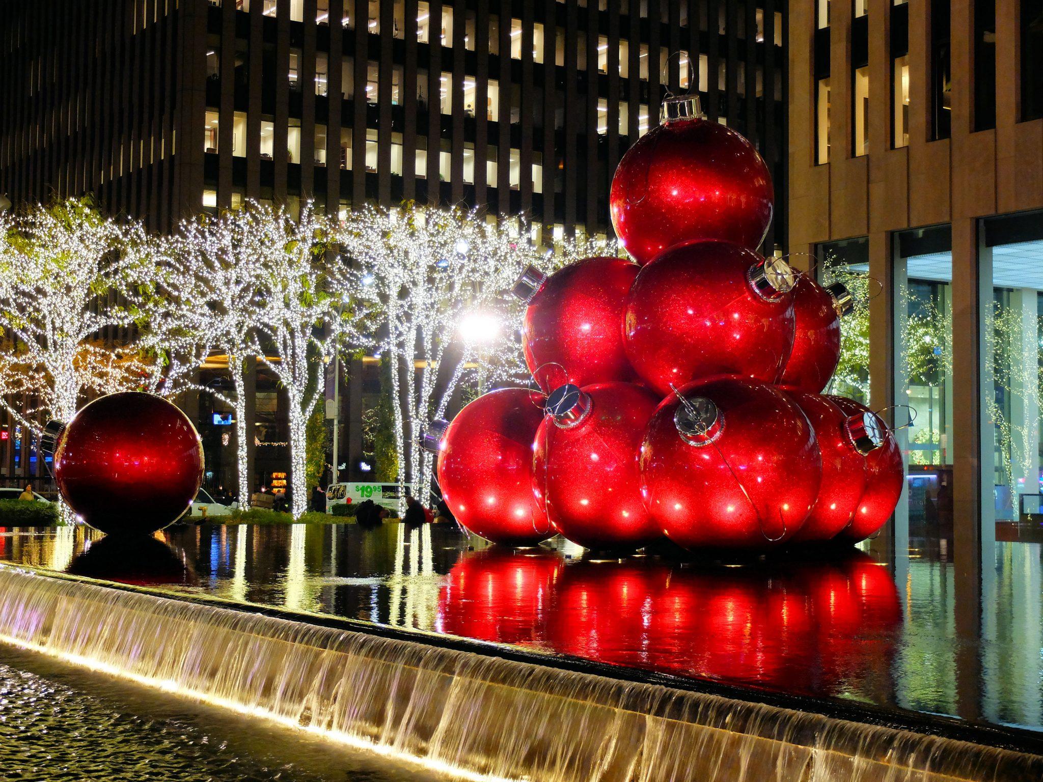 resa till new york över nyår