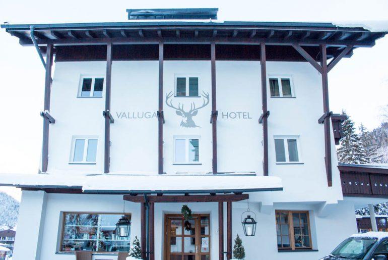 Valluga hotell