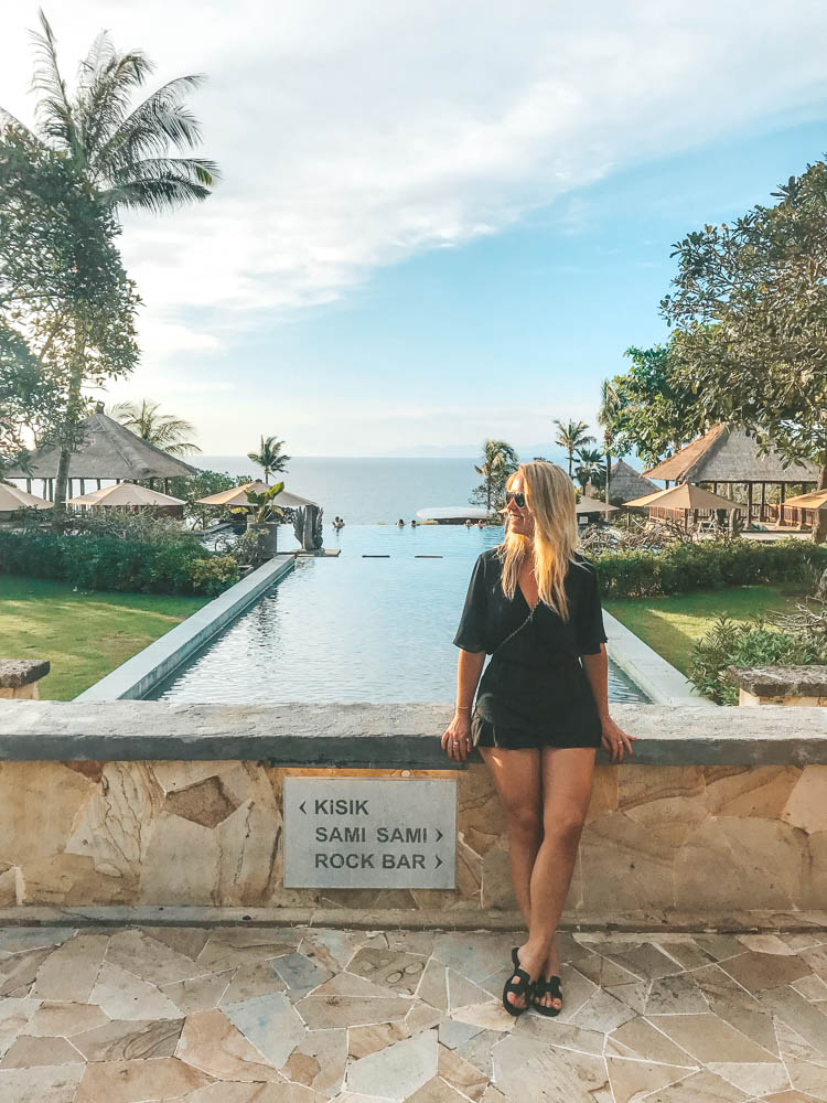The Rock Bali