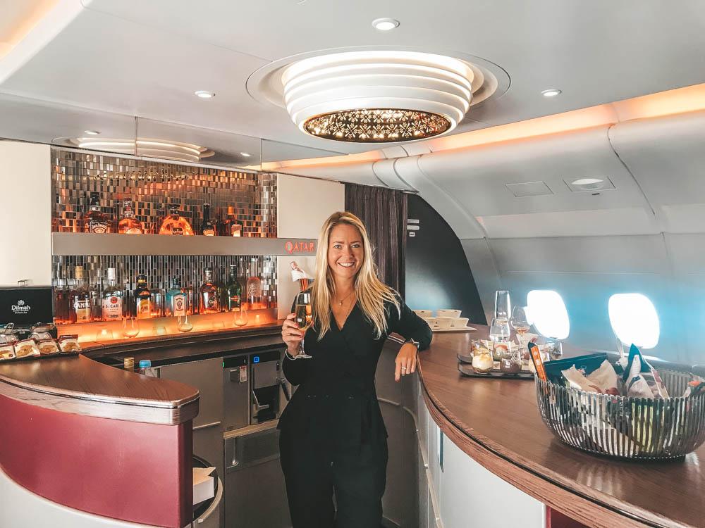 Qatar Airways A380
