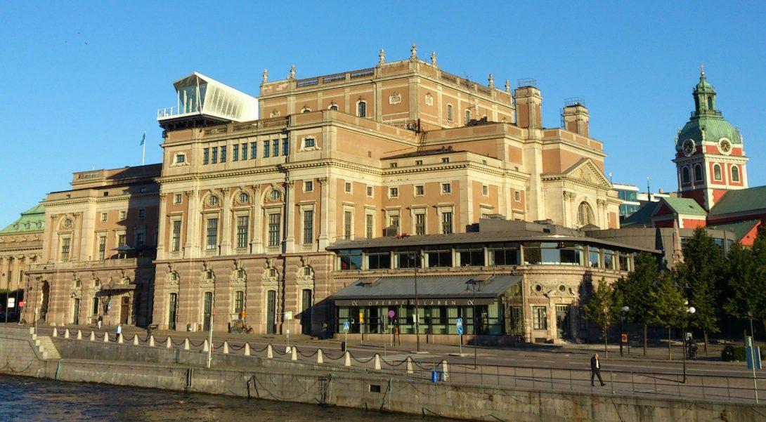 Operahuset i Stockholm