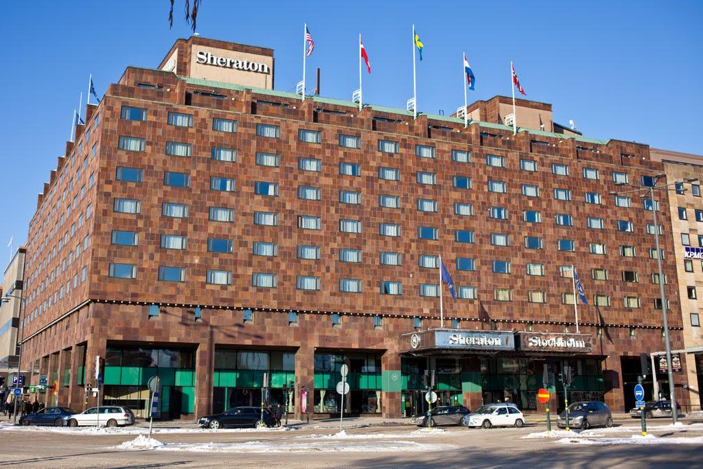 Sheraton hotell