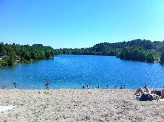 Blå Lagunen Ekerö