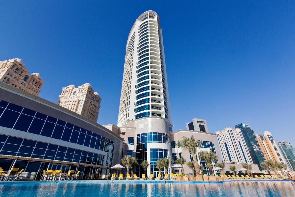 Hilton Hotell Doha