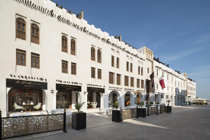 Souq Waqif Boutique hotell