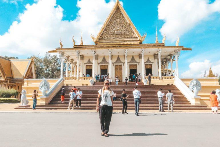 Phnom Penh, Kambodja
